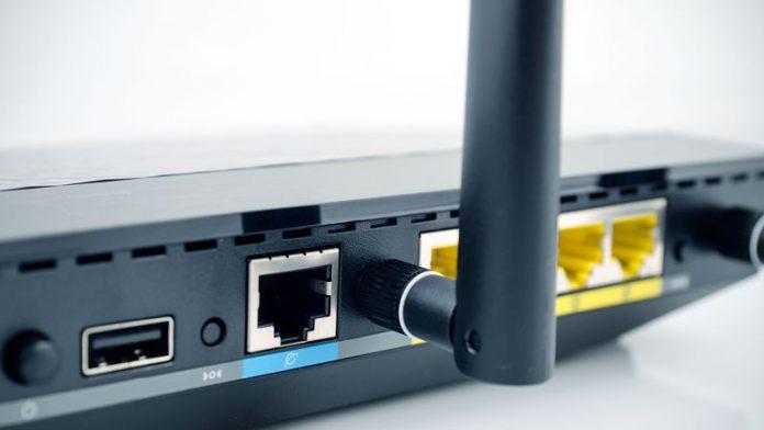 segnale wifi distante