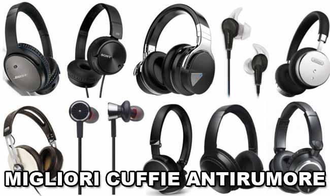 Cuffiette Antirumore - Cuffia wireless contro Cuffia con fili 1fa3bca5e0b0