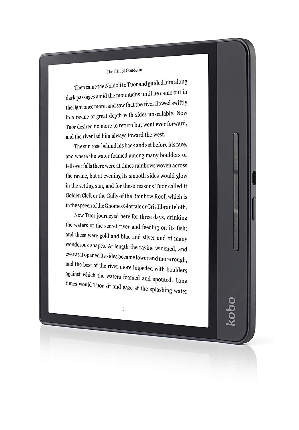 kindle kobo forma