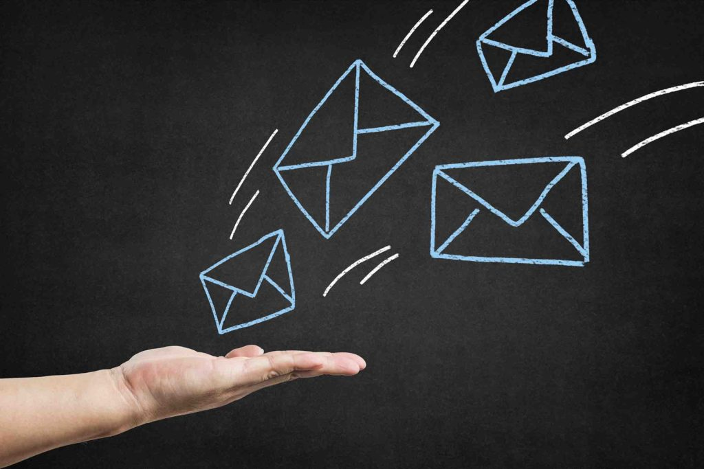 Servizi di posta professionali